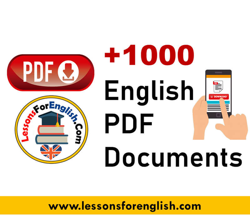 English PDF Documents