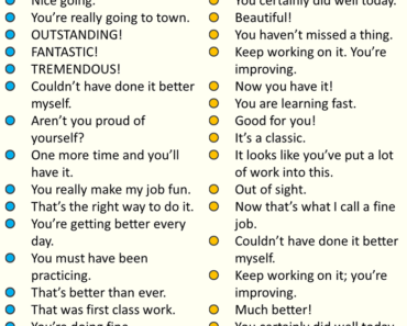 Ways To Say Good Job, English Phrases Examples